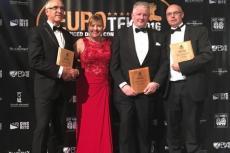 Terry Fisher, AP Diving, Rosemary E Lunn, Roz Lunn, EUROTEK co-founder, John Routley, Narked At 90, JJ Womack, Otter Drysuits, scuba diving awards