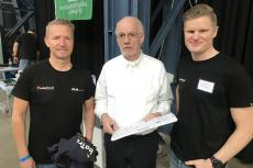 Tommy Jarnbrink, Dykmässan, Swedish Dive Show, XRay Mag, X-Ray Magazine, Peter Symes, scuba diving news