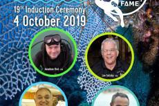 ISDHF, International Scuba Diving Hall of Fame, Adel Taher, Hyperbaric Medical Center, Egypt, scuba diving awards, Jonathan Bird, Sharm el Sheikh, hyperbaric chamber, Hussain Sendi Rasheed, Lee Selisky, Rosemary Lunn, Roz Lunn, X-Ray Mag, XRay-Magazine, scuba diving awards, Cayman Islands,
