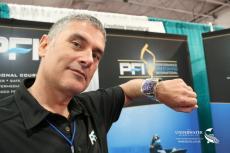 Kirk Krack, Rosemary E Lunn, Roz Lunn, The Underwater Marketing Company, DAN Rolex Award