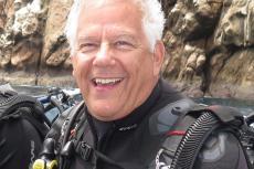 Lee Selisky, Lead King, Sea Pearls, OWUSS, DEMA, NOGI, IDHOF, Leslie Leaney, Rosemary E Lunn, Roz Lunn, X-Ray Mag, XRay Magazine, scuba diving news,